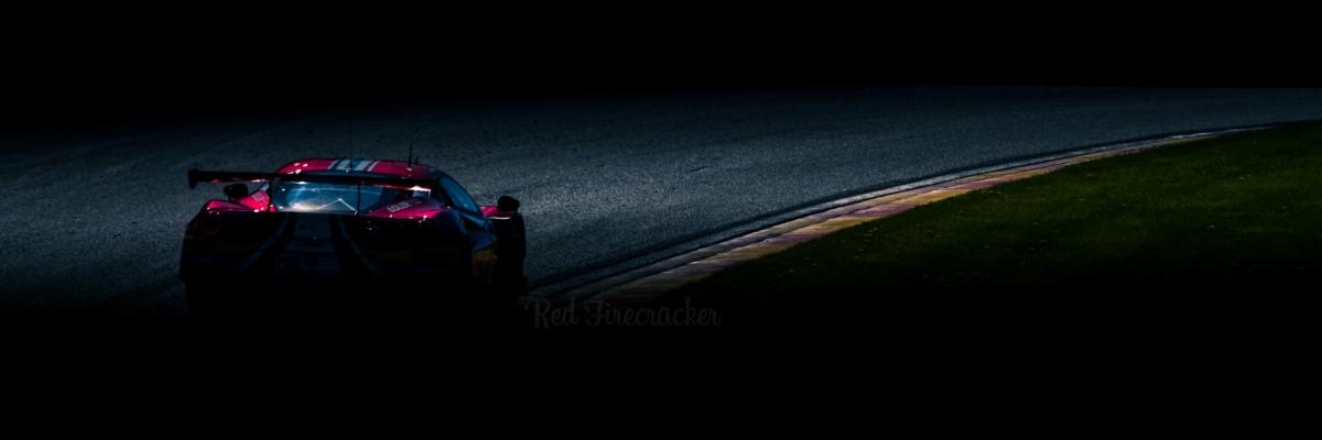 No 71 AF Corse Ferrari 488 GTE EVO GTE Pro, FIA WEC Spa Francorchamps 2018